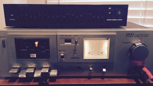 warm up your plugins using old tape machines